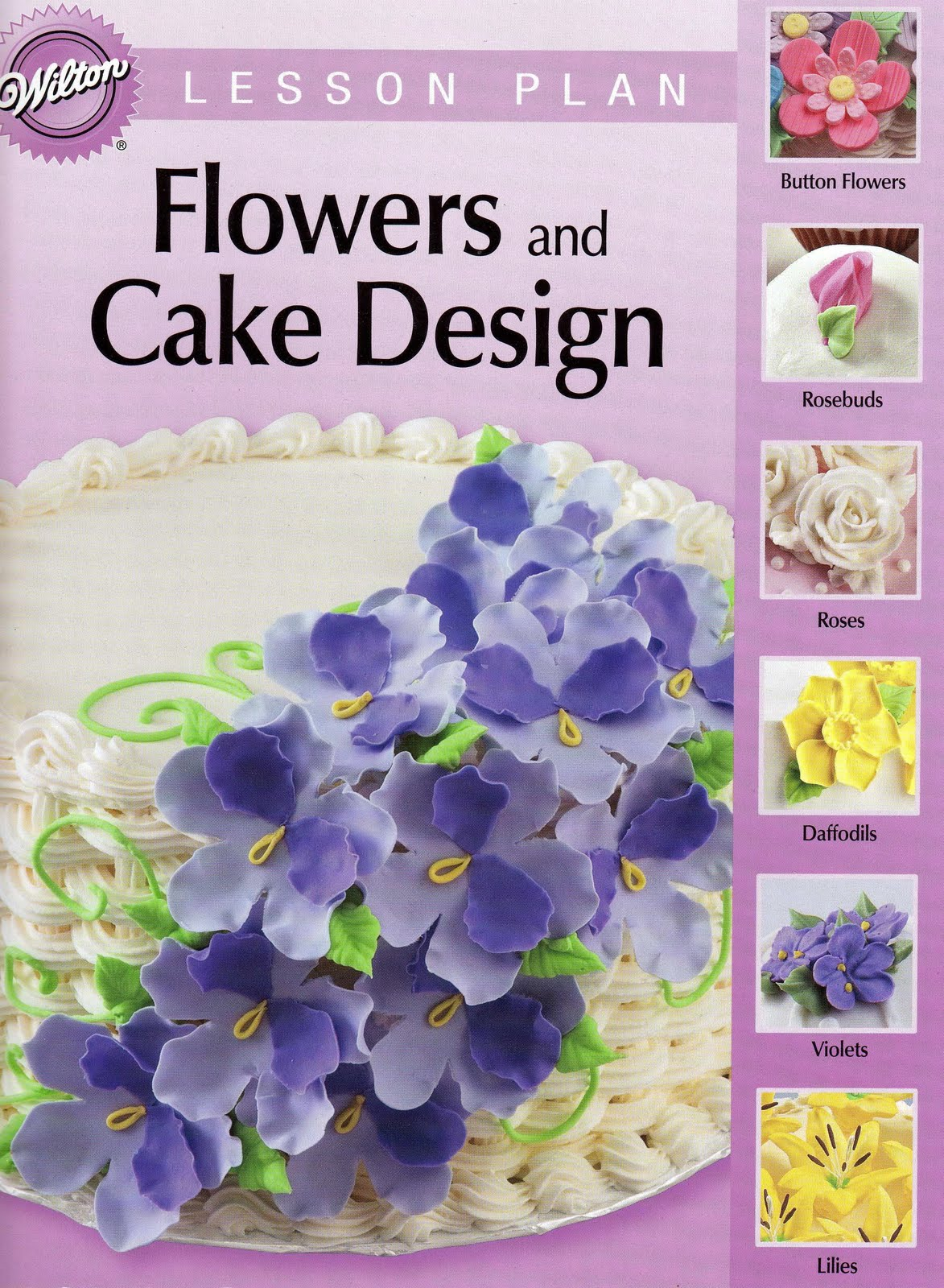 Wilton Cake Decorating Classes Uk : Beki Cook s Cake Blog: Cake Decorating Classes in the Twin ...