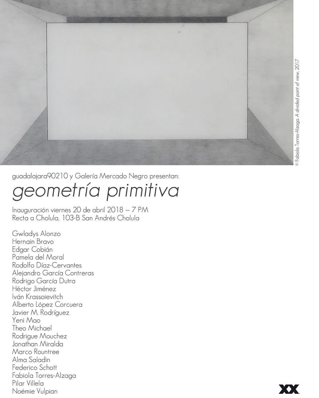 """""""Geometría primitiva"""" by guadalajara 90210"""