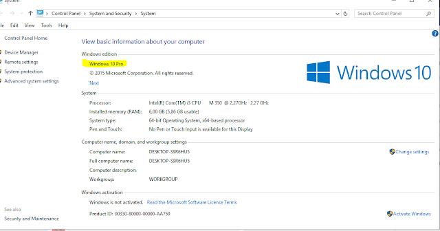 Download Windows 10 Pro FINAL