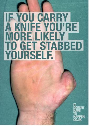 knife crime essay