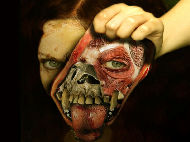 Download free horror and scary wallpapers 800x600