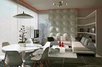 hermosa sala comedor