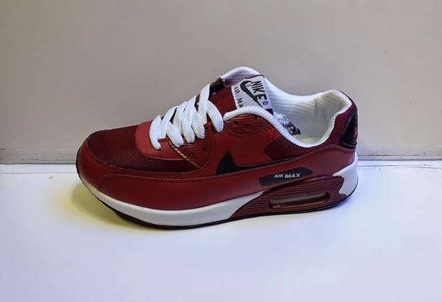 Toko Sepatu Nike, Nike Air Max Merah