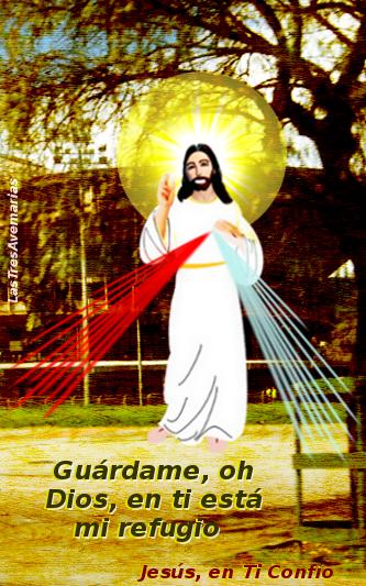 foto de jesus con salmo