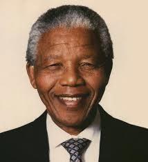 Dr. Nelson Mandela, former President of South Africa