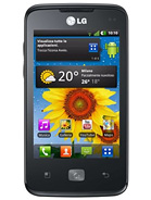 Mobile Price of LG Optimus Hub
