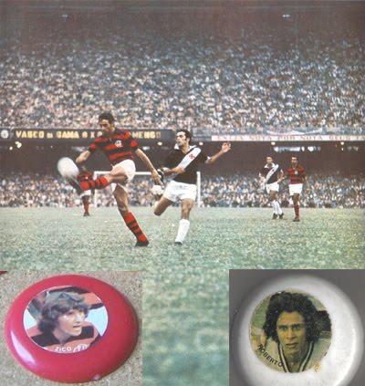 Momentos mágicos do Maracanã anos 70/80