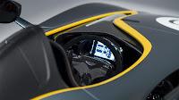 Aston Martin's radical CC100 Speedster Concept dash