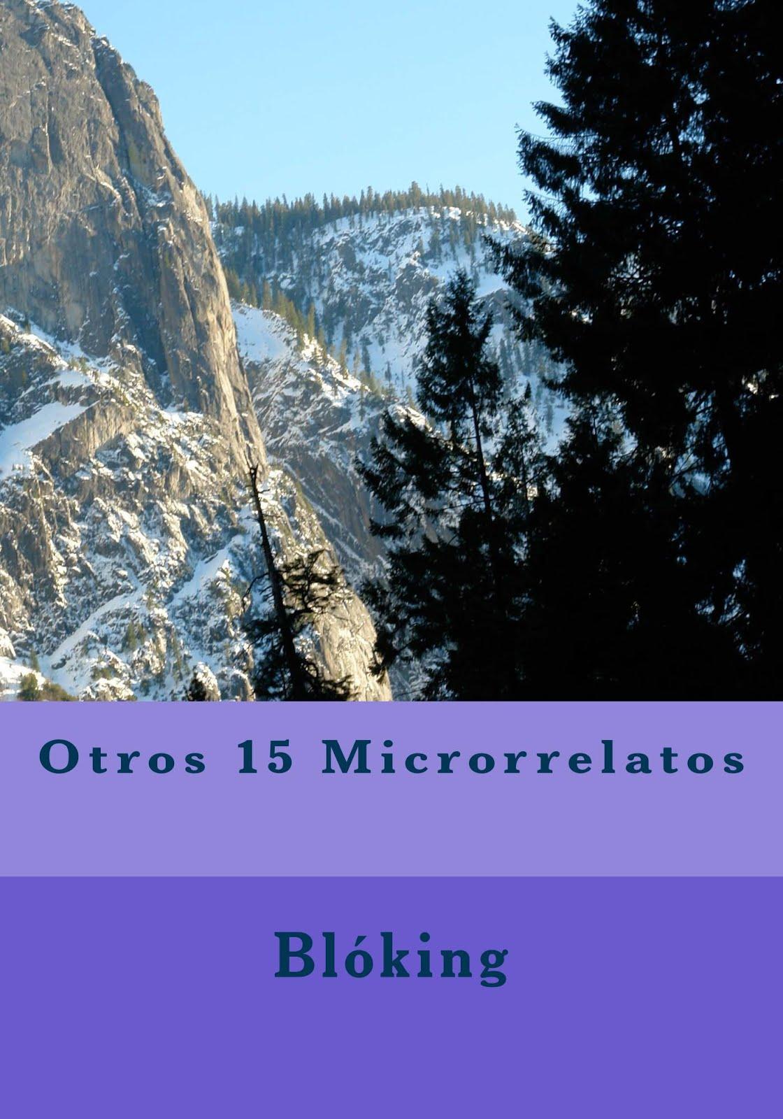 #Otros 15 Microrrelatos (en papel, en tapa blanda)