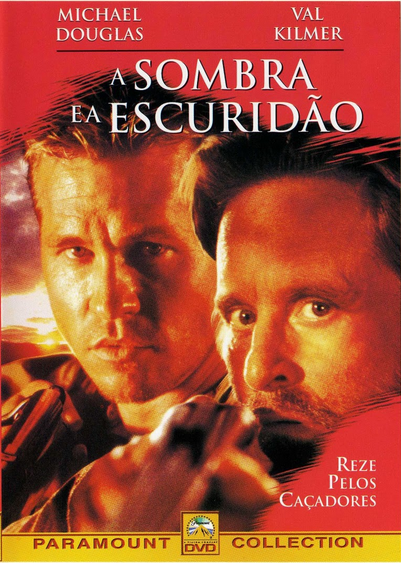 Filme A Sombra E A Escuridão Dublado AVI DVDRip
