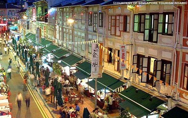China Town - Singapore