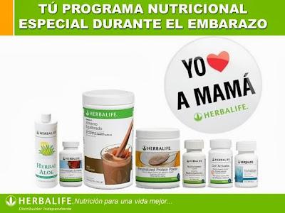 Programa para Embarazadas BieneSaludAlgoM.com