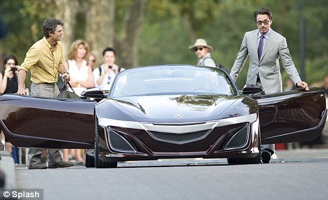 Acura News on New Acura Supercar To Debut Soon