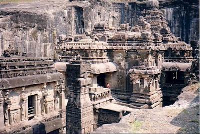 Le Grotte di Ellora (India) - Le Meraviglie della Natura!