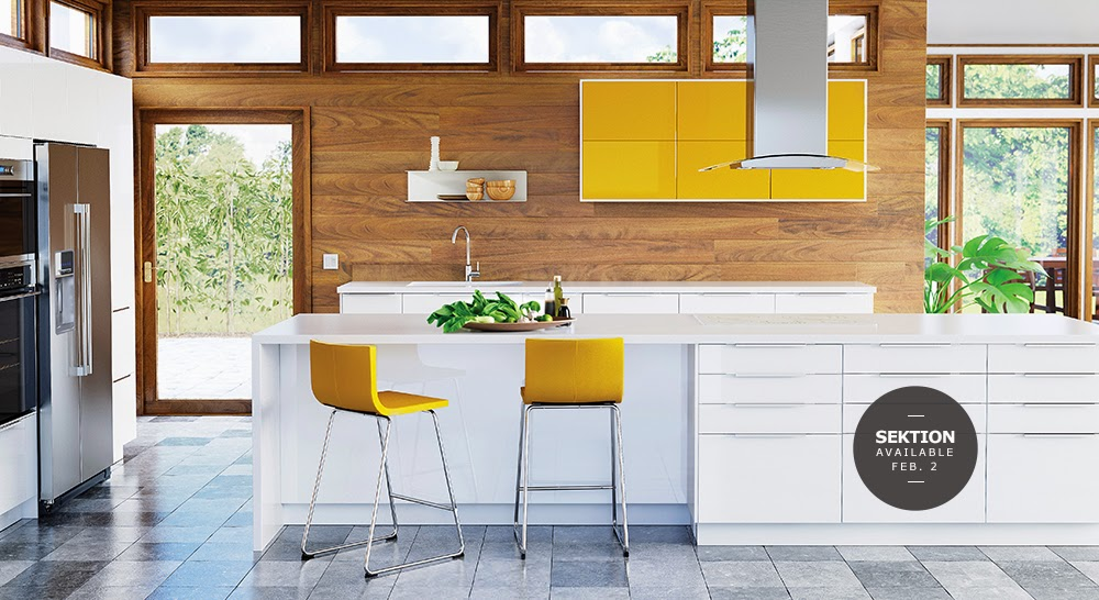 sektion ikea 39 s new kitchen line design tendencies