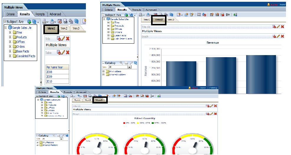 Obiee 11g answers and dashboards pdf