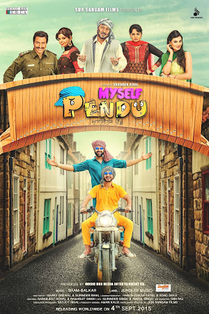Poster Of Myself Pendu (2015) In 120MB Compressed Size Mobile Movie Free Download At worldfree4u.com