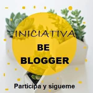 Iniciativa Be Blogger