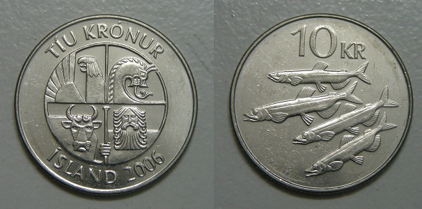 My Coins Collection: Iceland: Krona