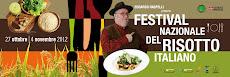 A Biella dal 27 Ott al 4 Nov 2012 Festival Nazionale Risotto Italiano