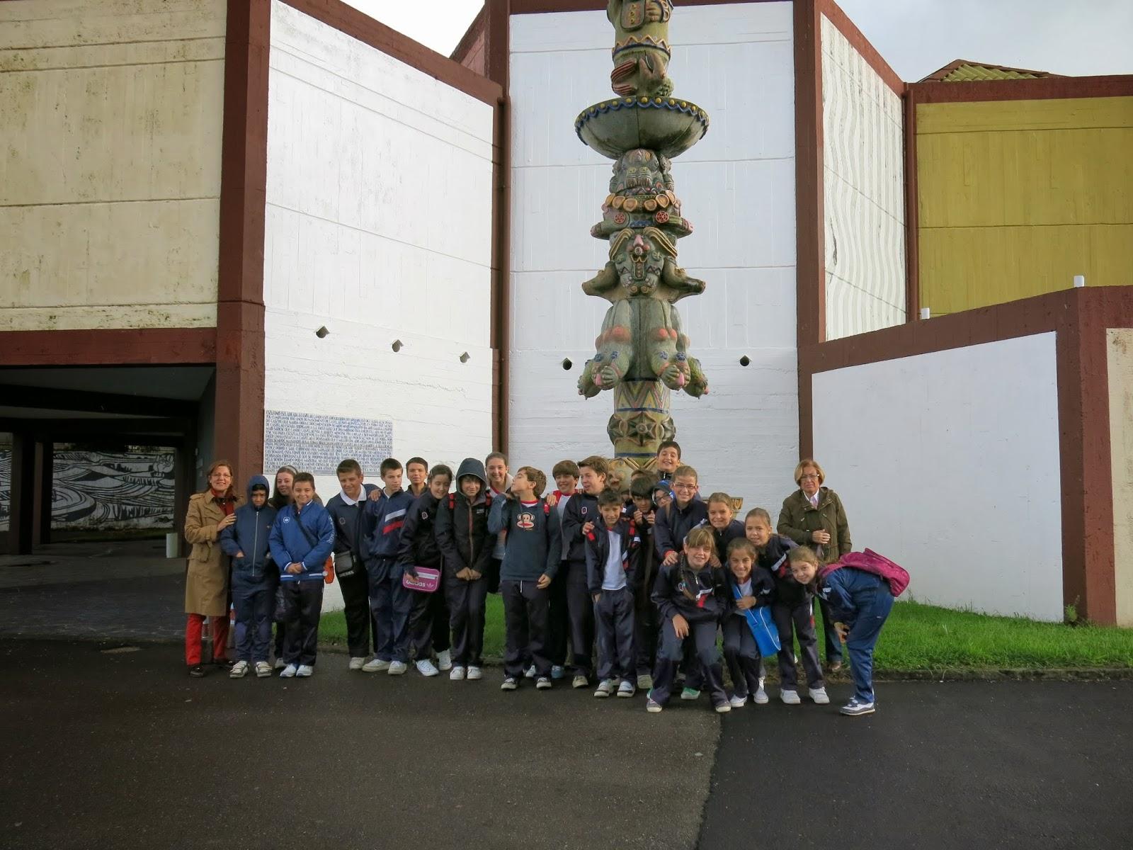 Blog del cpr ntra sra del carmen visita cultural for Ceramicas castro