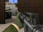 game bắn súng lính biệt kích hay tại GameVui.biz