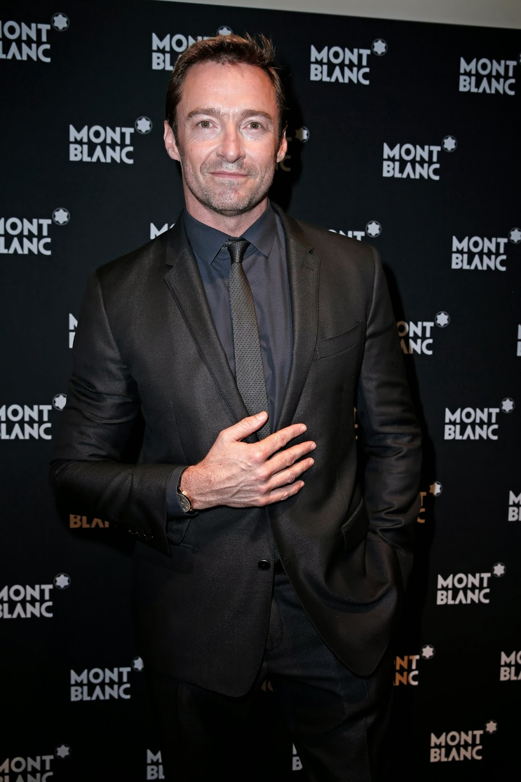 Hugh Jackman announced as 2014 ambassador for Montblanc