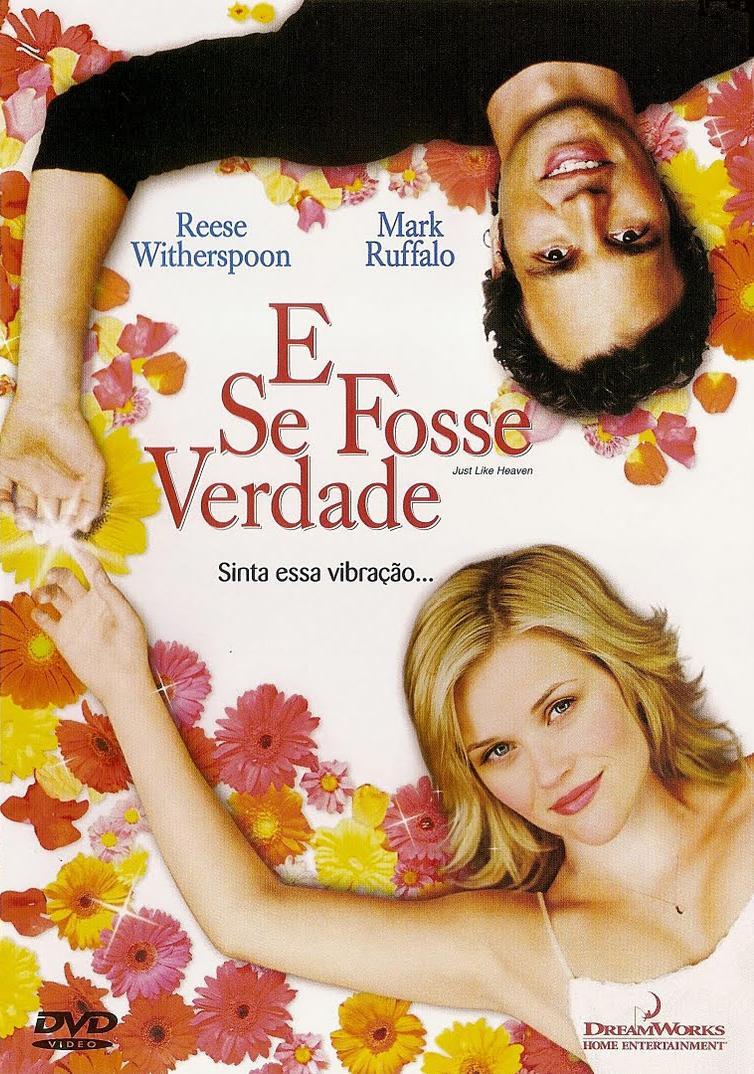 Filme E Se Fosse Verdade Dublado AVI DVDRip