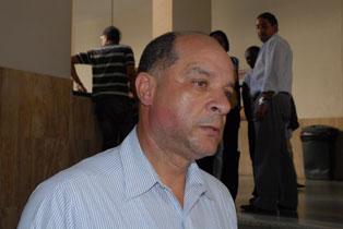 Agreden en sede judicial al fotoreportero Franklin Guerrero