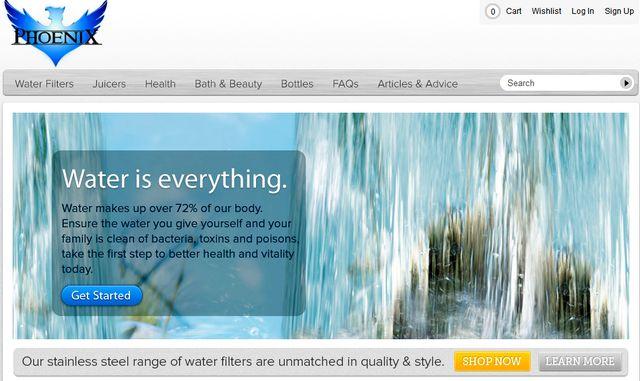 Phoenix Water Filters