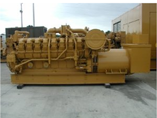 caterpillar engine specs, CAT 3516 generators, 2000 KVA, HSD, fuel, Diesel