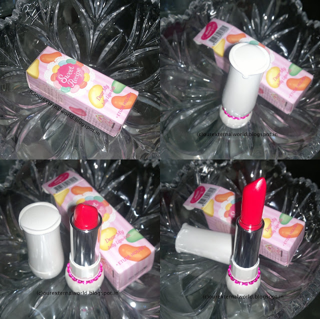Etude House - Sweet Recipe - Dear My Jelly Lips-talk - JPK002