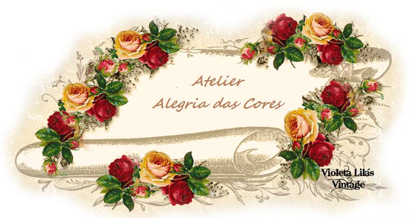 ATELIER ALEGRIA DAS CORES
