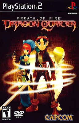 Breath Of Fire: Dragon Quarter (PS2)2003
