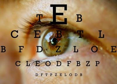 Tes kesehatan mata