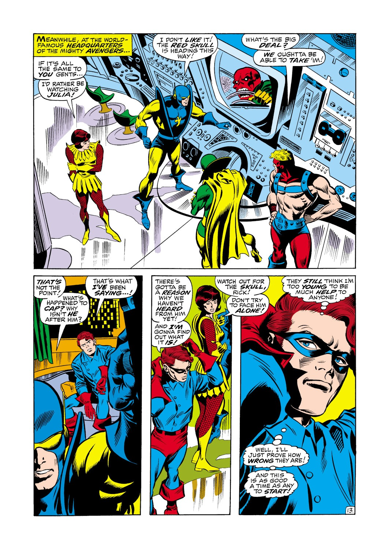 Captain America (1968) Issue #116 #30 - English 14
