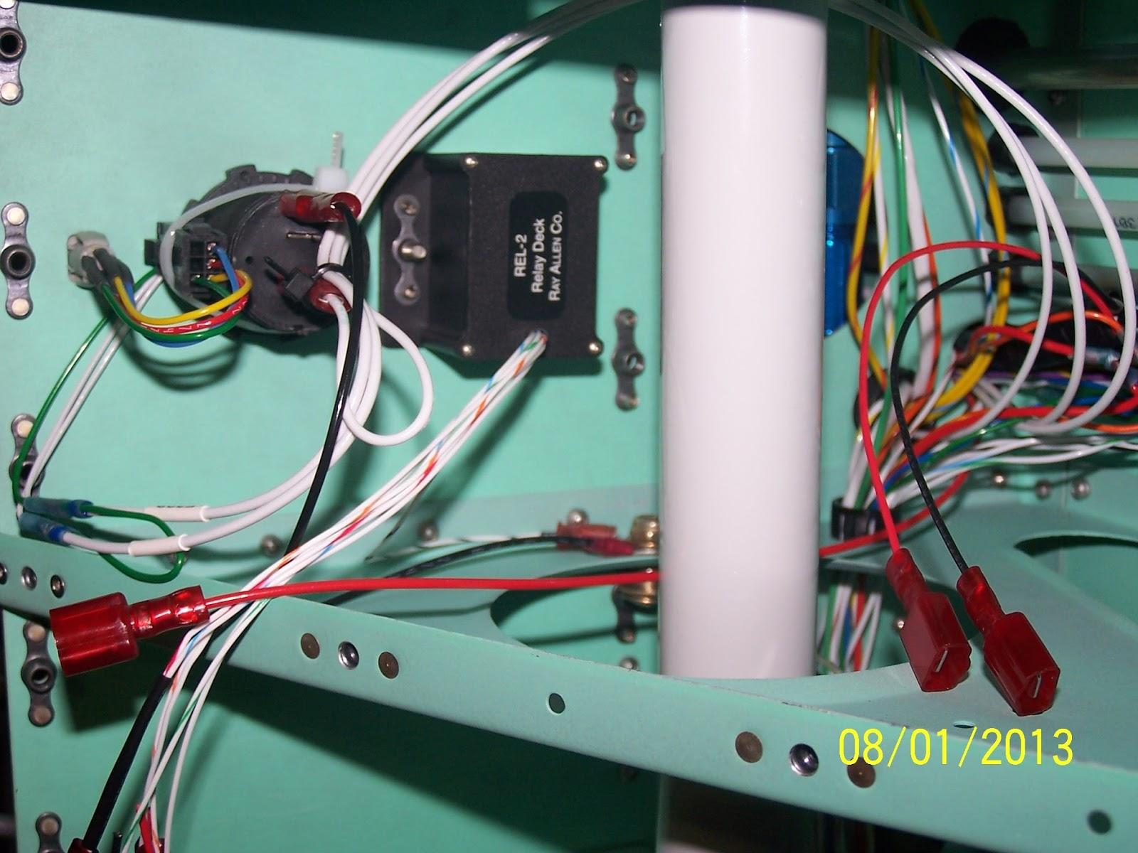 RV-12 N79AM: Fuselage Wiring Harness, Part 2