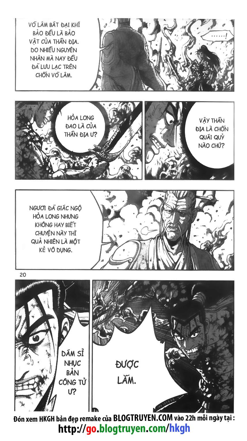 Hiệp Khách Giang Hồ chap 357 Trang 4 - Mangak.info