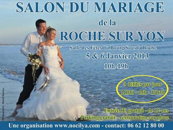 Top du meilleur salon du mariage - Salon du mariage la roche sur yon ...