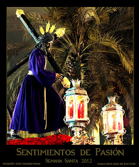 Cartel Sentimientos de Pasin 2012