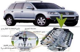 أنظمة حقن وقود الديزل بالسيارات