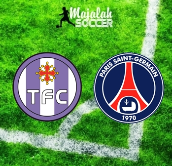 Toulouse vs Paris Saint Germain - Prediksi Bola Majalah Soccer