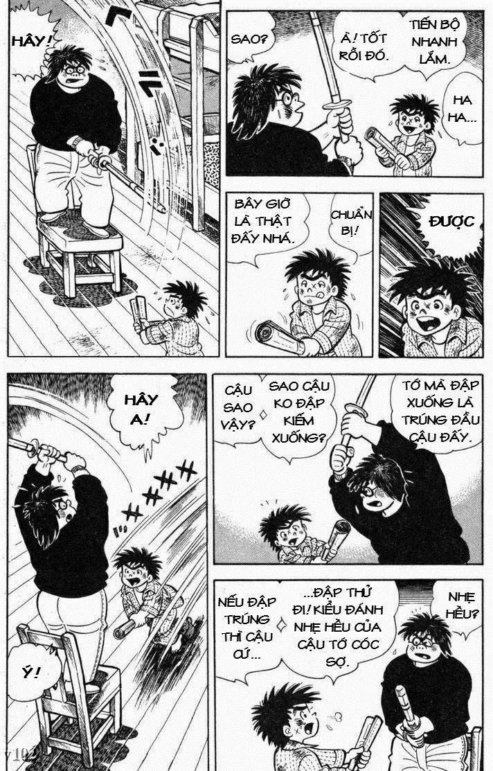 Siêu quậy Teppi chap 95 - Trang 40