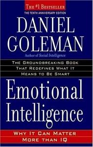 Portada de Inteligencia emocional, de Daniel Goleman