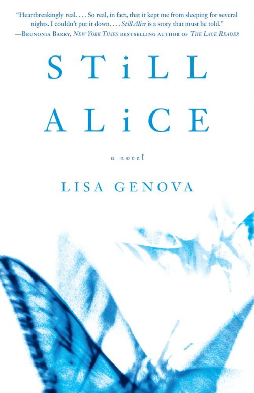 cover of title novel Still Alice by Lisa Genova