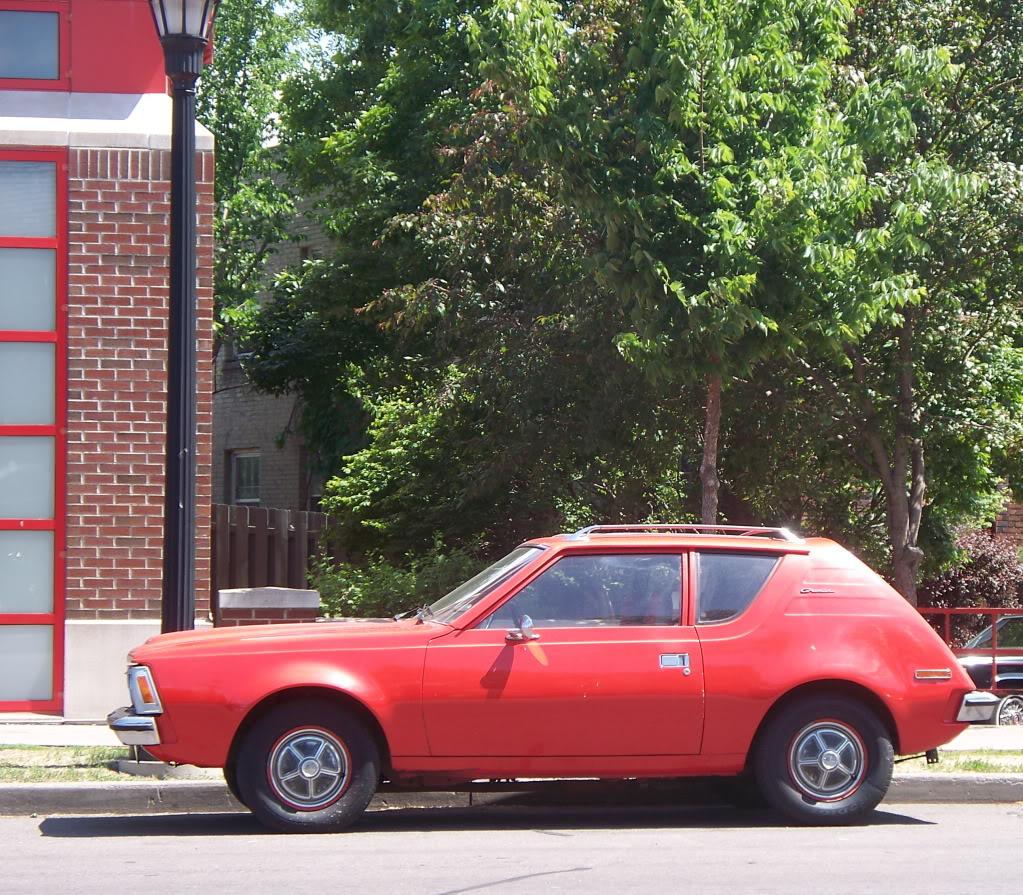 The Automotive Way: Minneapolis Street Sighting: AMC Gremlin
