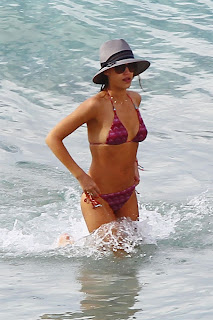 Jessica+Alba+with+Nicole+Richie+ ++Purple+Bikini+ +St+Barts+ +05.04.2013+ +156hq+48 Jessica Alba with Nicole Richie in Purple Bikini Candids in St Barts