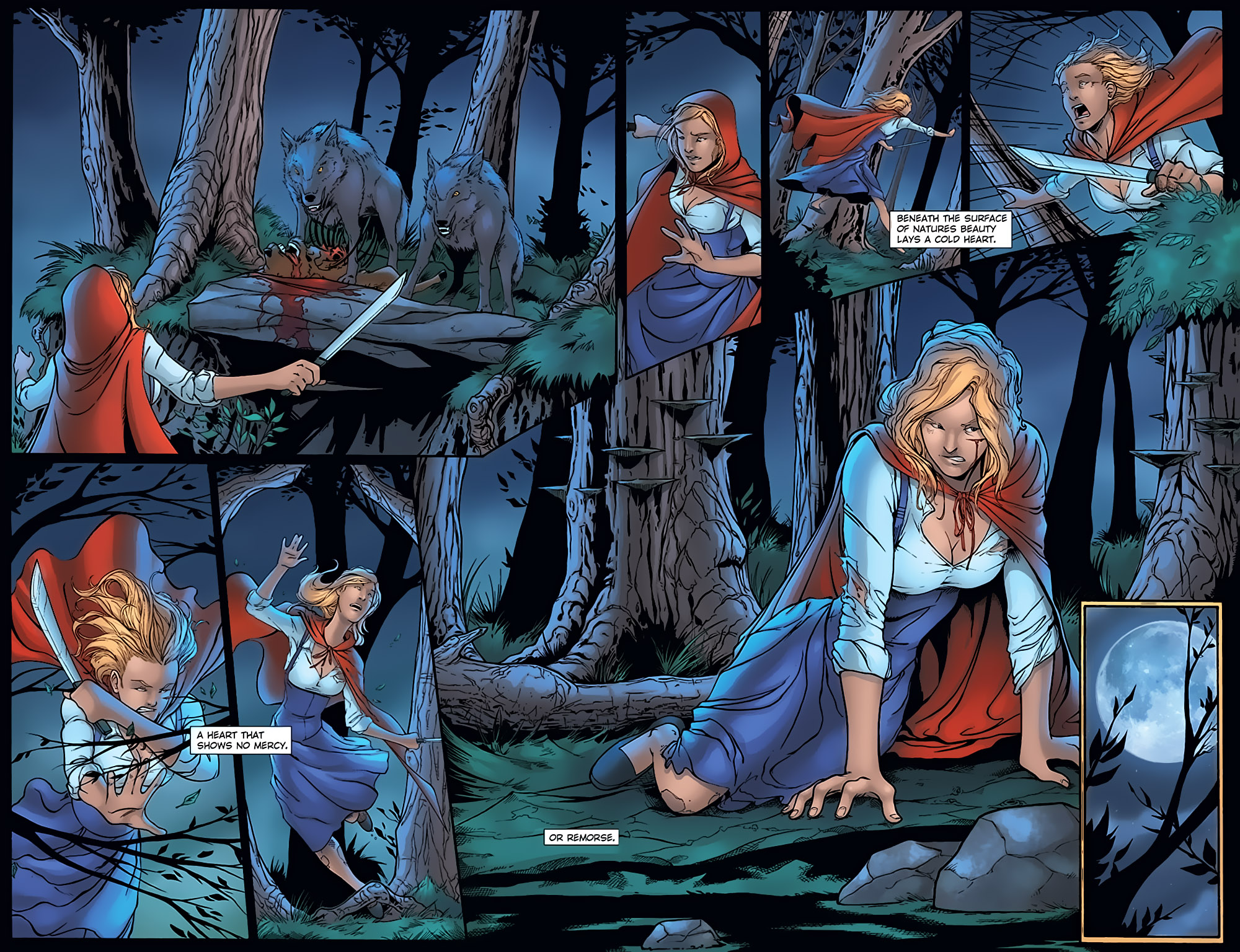 Grimm Fairy Tales (2005) Issue #1 #4 - English 12