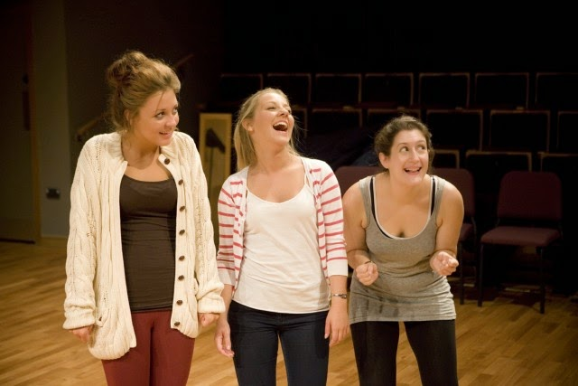 Singers at the 2012 Glyndebourne Academy - photo credit David Illman