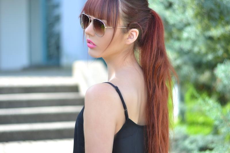 Sommer-Outfit-rote-Haare-Pferdeschwanz-Sarina